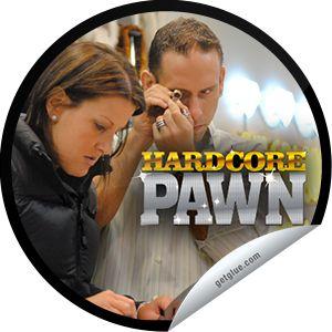 Steffie Doll's Hardcore Pawn: Homefront Heat Sticker   GetGlue