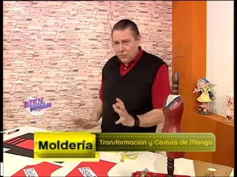Hermenegildo Zampar  - Bienvenidas TV - Explica como Transformar y Coser...