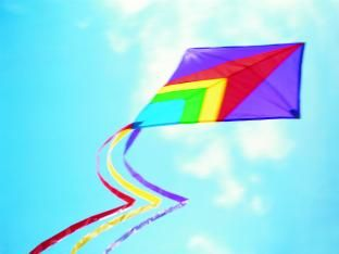 colorful kites images photos