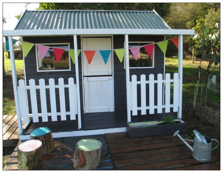 Our Cubby House Revamp!