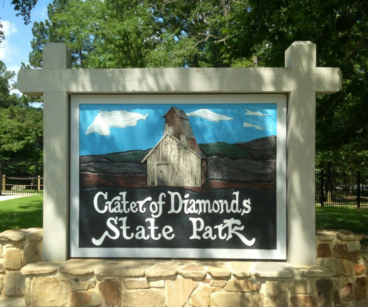 17 images about vacation crater of diamonds on for Cabins near crater of diamonds state park