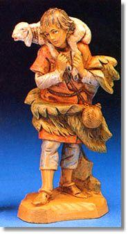 Fontanini 72551: Gabriel the Shepherd