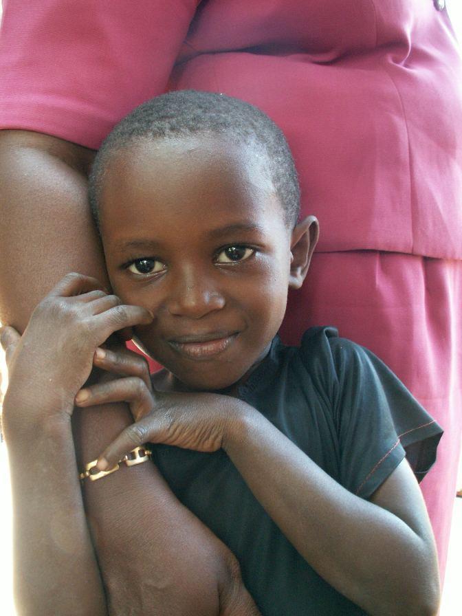 Als kind mag je... de wereld ontdekken vanaf een veilige plek