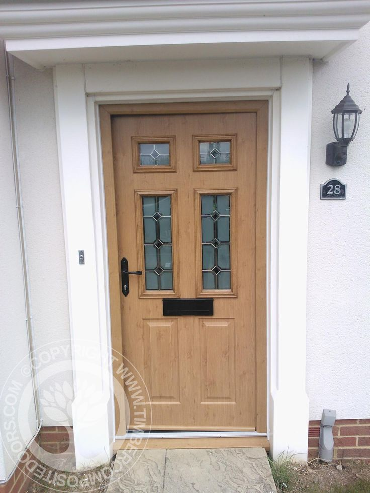 More fitted solidor timber composite doors fitted for Doors for front door