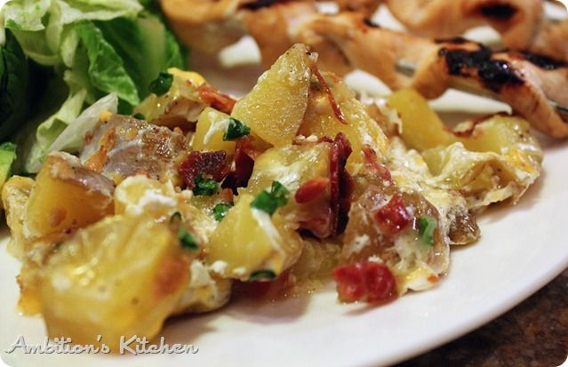 Twice Baked Potato Casserole: Twice Baked Potatoes, Side Dishes, Twice Baking Potatoes, Potatoes Casserole 2, Baking Potatoes Casseroles, Casseroles Recipe, Favorite Recipes, Potatoes Casserole2, Twicebak Potatoes