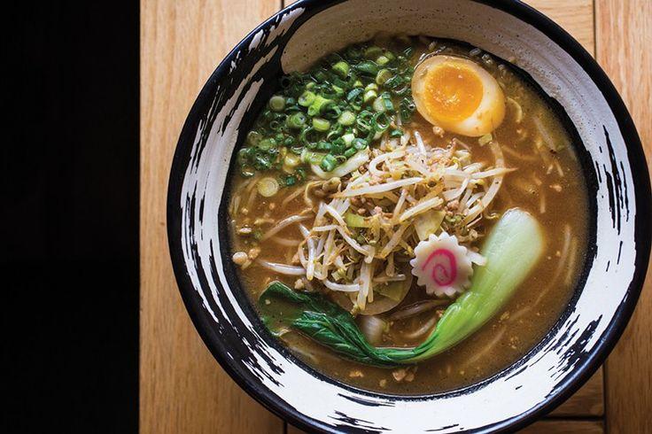Katsu Ramen's sweet, nutty miso ramen is the stuff of memory.