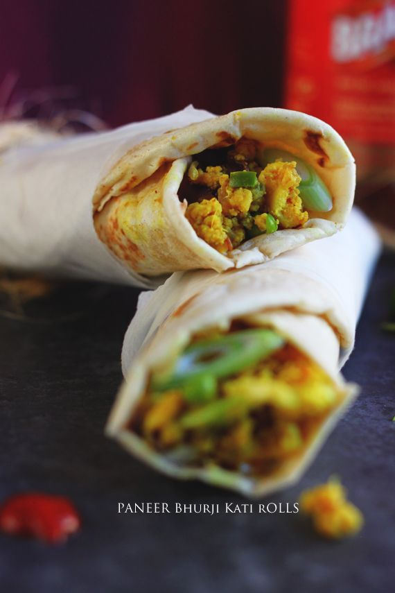 This is not just any old wrap. This is a flavoursome, satisfying chapatti wrap filled with rich paneer, tangy lemon and mouth-watering spices. Seriously, M&S would be proud.These kati rol...