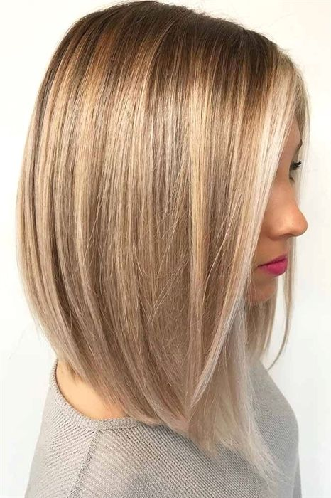 An A Line Bob Is A Very Trendy Bob Haircut And Hair Stylists Believe