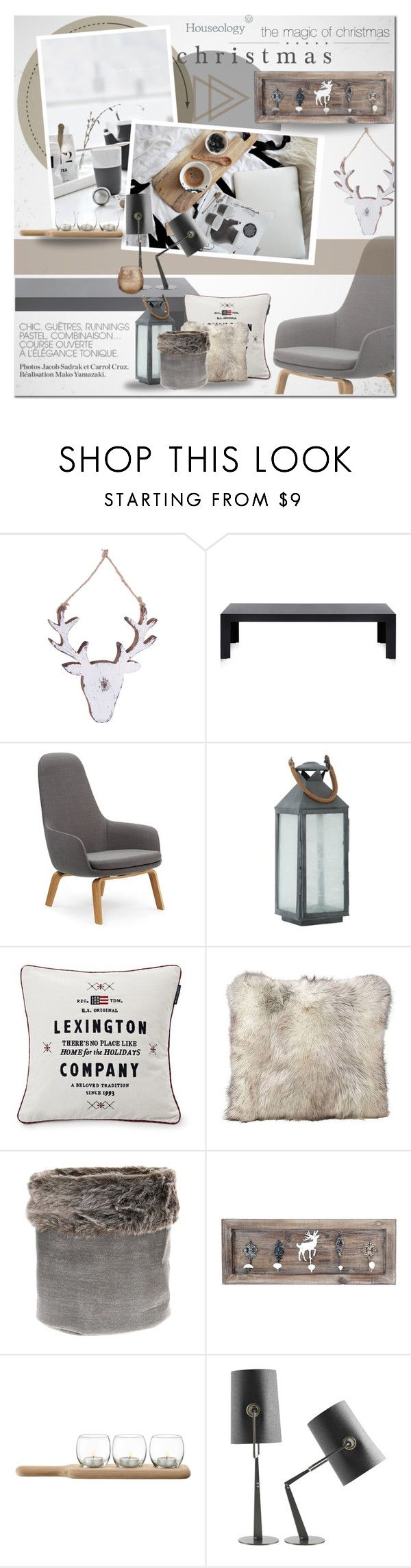 """The magic of Christmas"" by dian-lado ❤ liked on Polyvore featuring interior, interiors, interior design, home, home decor, interior decorating, Kartell, Normann Copenhagen, Eva Solo and Eichholtz"