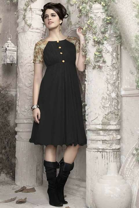 #party #kurtis @ http://zohraa.com/black-60gm-georgette-premium-kurti-vivafanny1014-e.html #partykurtis #celebrity #zohraa #onlineshop #womensfashion #womenswear #bollywood #look #diva #party #shopping #online #beautiful #beauty #glam #shoppingonline #styles #stylish #model #fashionista #women #lifestyle #fashion #original #products #saynotoreplicas (Shipping : Your order will be shipped within 1 day from the date of purchase)