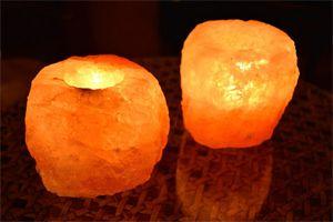 соленые лампы