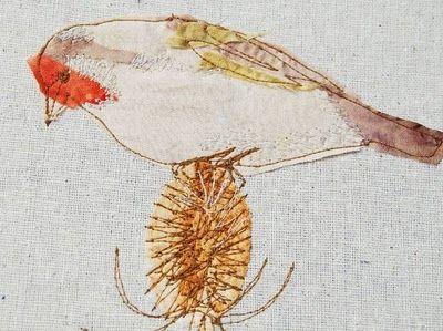 Bridget Farmer - Goldfinch