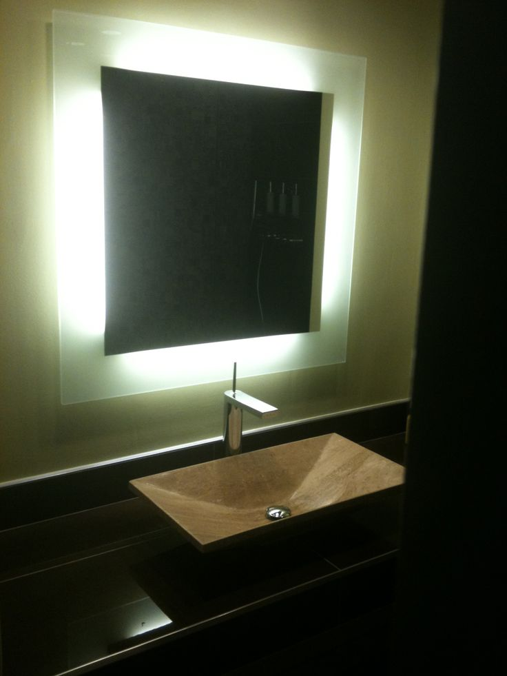 8 best led strip lights in bathrooms images on pinterest Led strip lighting ideas