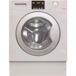 CDA CI325 6kg 1200rpm Integrated Washing Machine