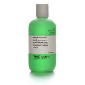 Anthony Body Cleansing Gel- Eucalyptus/Mint by Anthony Logistics for Men. $18.00. Cleanses, softens and moisturizes. Fragrance -Eucalyptus/Mint. Allergy Tested. Stimulating. All Skin Types. Marinate self in glycerin, aloe vera, wheat protein and warming spices. Smell good, feel better.