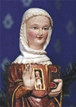 Maria gravida – Institute of St. Philip Neri in Berlin