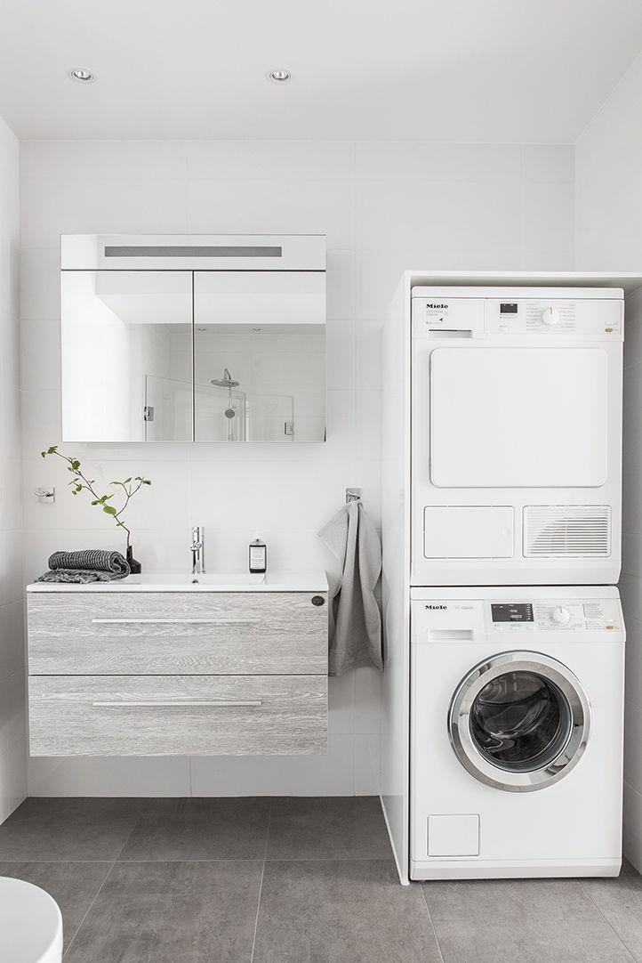 Tvättpelare från välrenomerade Miele