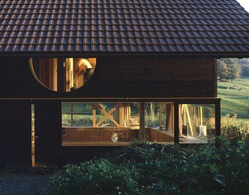 Pascal Flammer Architekten — House in Balsthal