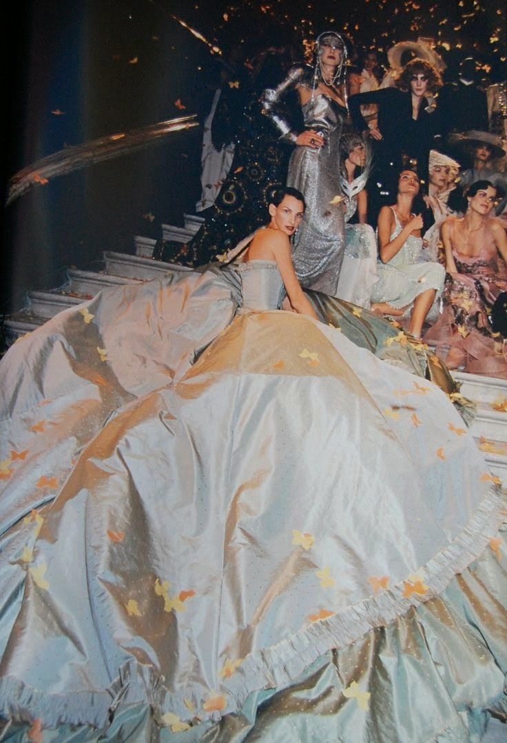 108 best haute couture john galliano images on pinterest for American haute couture designers