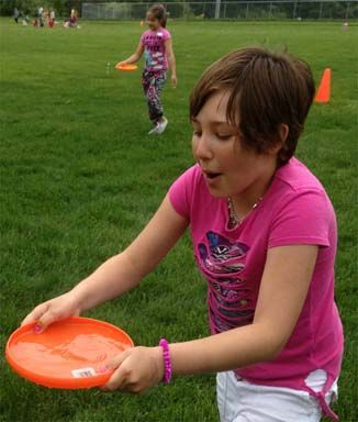 We won against the forth grade. we also got to play wet and wild this field day was so fun. ~Savannah