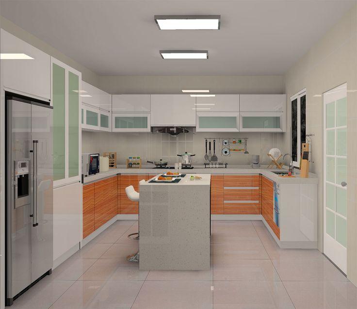 Kitchen Design Uv: 17 Best Images About UV High Gloss Kitchen Cabinet On