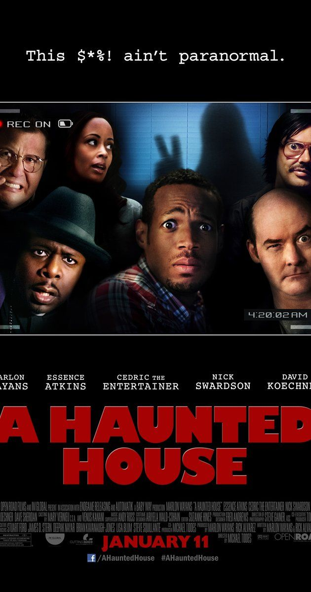A haunted house, Michael tiddes > >