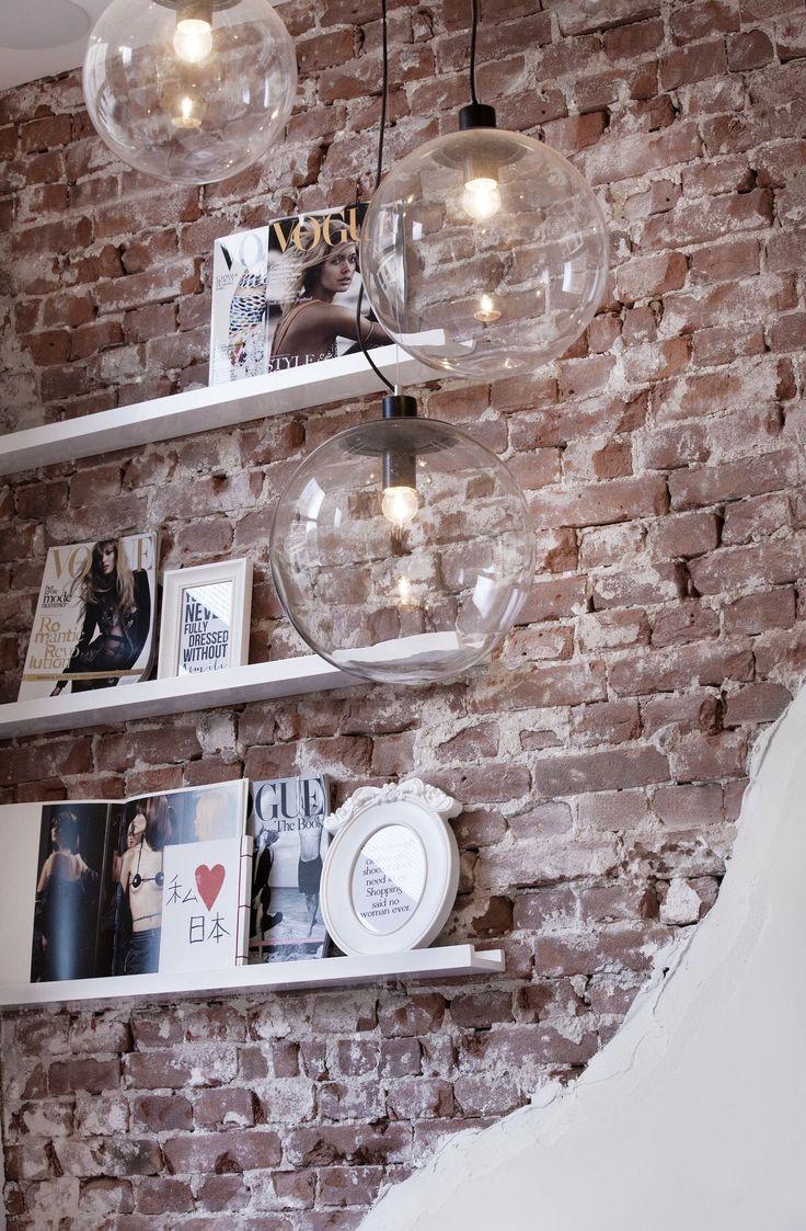best 25+ steinwand innen ideas on pinterest - Steinwand Design