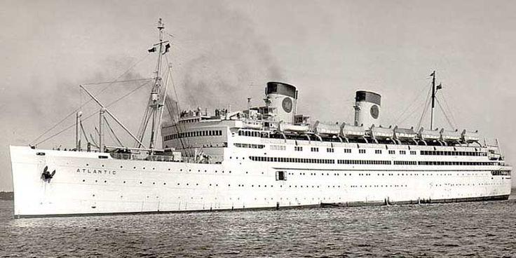 1 aprile 1873 Il battello SS Atlantic affonda in Nuova Scozia