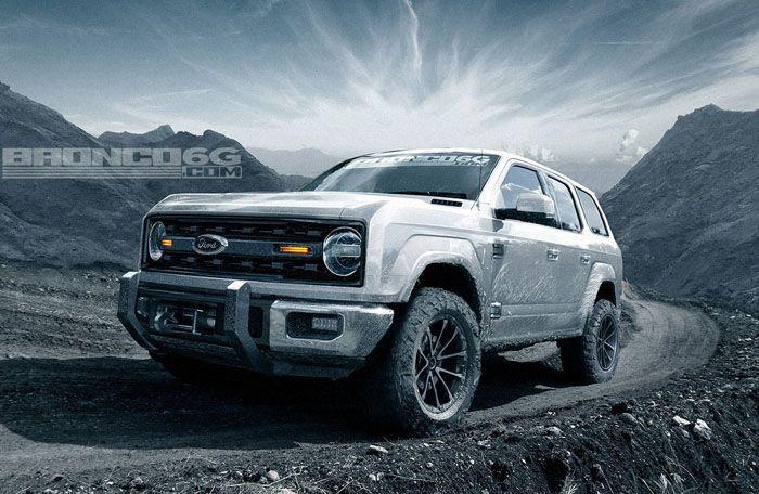 2020 Ford Bronco Release Date Price And Specs Dengan Gambar