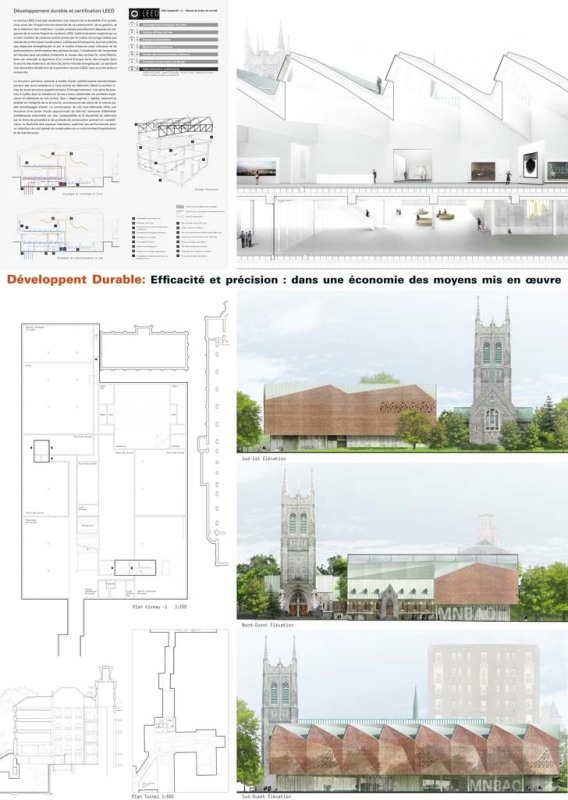 Architecture Project Boards - by Anthony Lau Architectural - project presentation