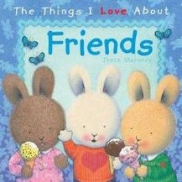 The Things I Love About Friends $14.95