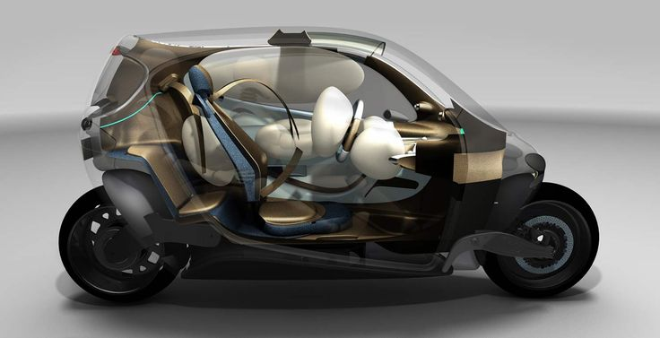 C-1 | Lit Motors - company manufacturing PEVs that are forward thinking
