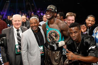 Wilder: When I knock Eric Molina out, I'll say 'Welcome to Alabama'