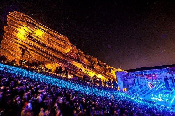 Red Rocks Concert Vacation Sweepstakes