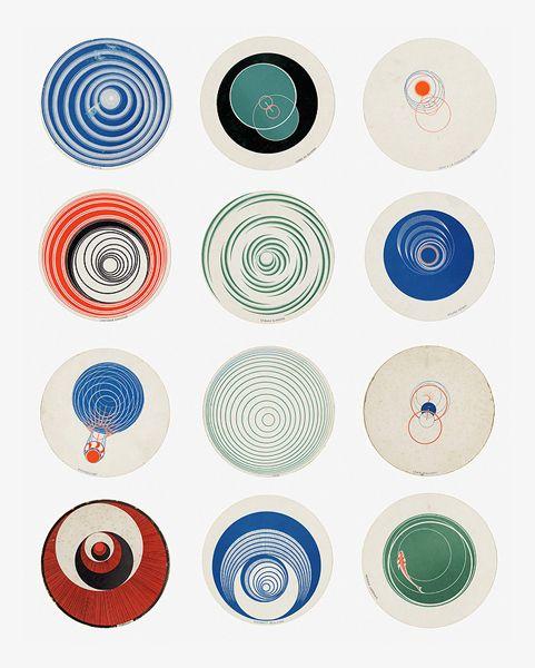 Marcel Duchamp's rotoreliefs