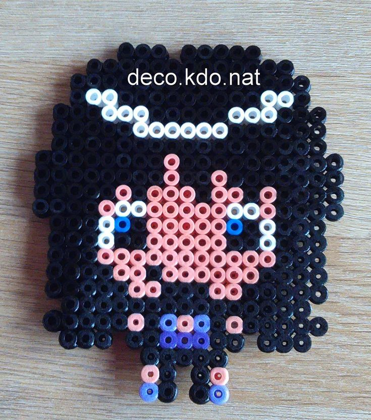 Häufig 108 best Perles Hama images on Pinterest | Hama beads, One piece  AP33