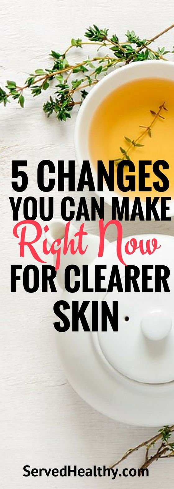 What's the largest organ of your entire body? Your skin!  It reacts to external stimuli and in predictable ways.  For instance, if your Pop a Pimple, you interrupt the skins timeline and extent of repair. Check out this great list to find out how you get better, clearer skin |  Skincare Tips | Health Tips