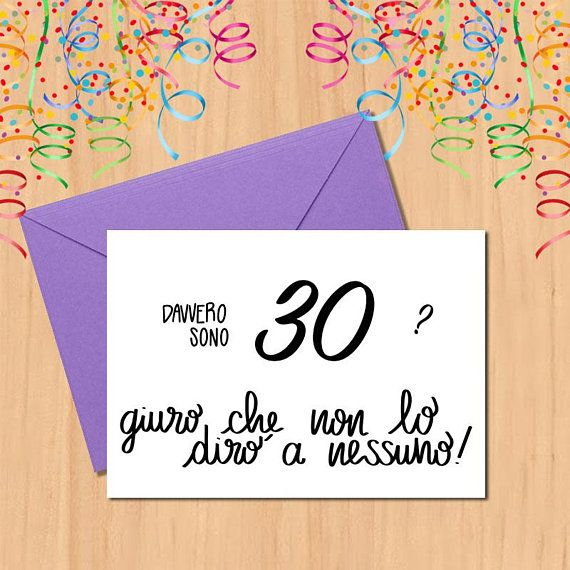 Happy Birthday Printable Card 30 Years Happy Birthday Printable Printable Cards Birthday Printables