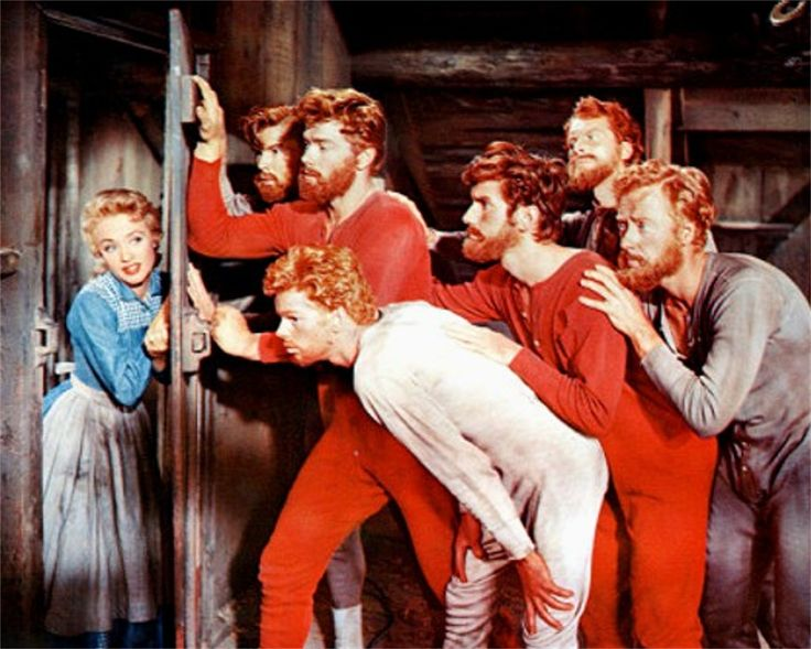 Seven Brides for Seven Brothers - 1954