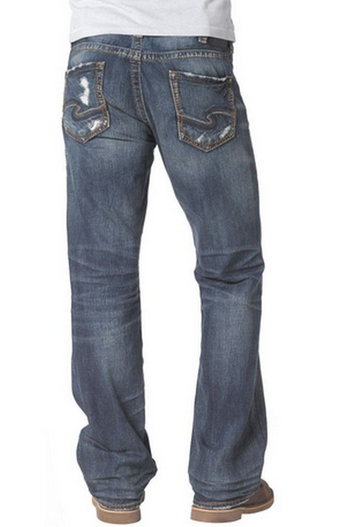 Craig Silver Jeans – TWISTED LABEL