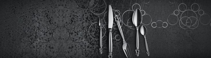 Acorn, Silver – Cutlery