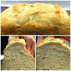 Pan sin gluten en Panificadora