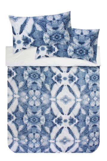 Gaby Beyers 100% Cotton Printed Duvet Cover Set