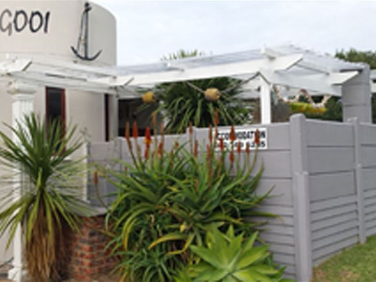 Ankergooi - Ankergooi is situated in the small seaside village of Stilbaai and offers comfortable accommodation in a lovely House or Apartment.  The whole House can be rented or just two or three rooms, depending ... #weekendgetaways #stilbaai #southafrica