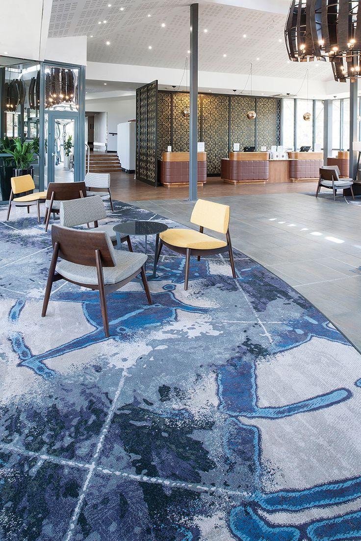 Ulster carpets doubletree by hilton hotel london docklands riverside