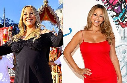 Mariah Carey Weight Loss Reveal- WOW!