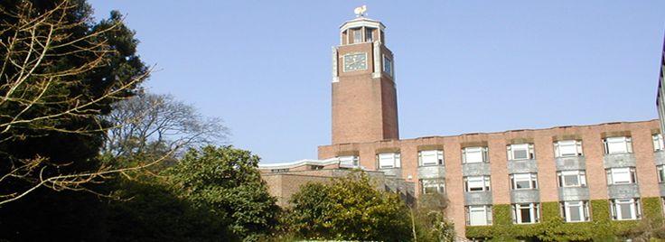 University of Exeter campus image