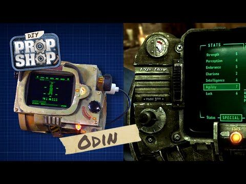 How to Make Your Own Fallout 4 Pip-Boy