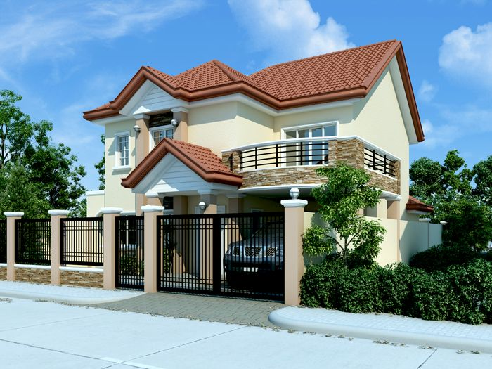 modern house design pinoy eplans modern house designs small rh pinterest com