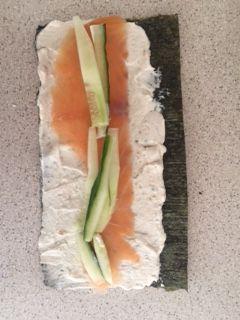 Роллы с лососем и огурцом | Диета Пьера Дюкана: рецепты, этапы диеты, атака, расчет веса, отзывы